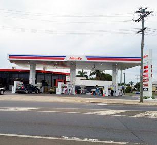 Australia Bolt Joint Modular Building Gas Station Canopy