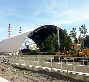 PHILIPPINE Power Plant Coal Storage Shed Large Span Space Frame Project