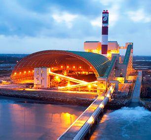 Philippine PANAY Power Plant Coal Storage System