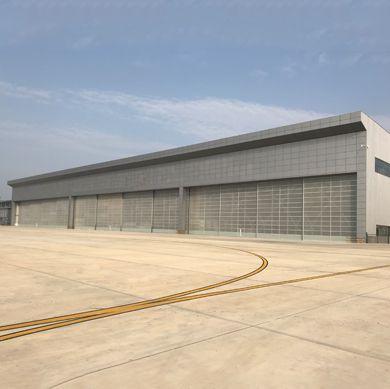 Aircraft  Hangar/Airport Terminal Solutions
